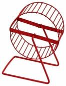 Игрушка для грызунов Зоо Марк Колесо металлическое 16 см