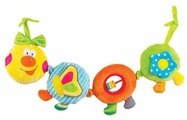 Растяжка Happy Snail Веселая гусеница Камилла (14HS003PG)