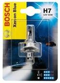 Лампа автомобильная ксеноновая BOSCH Xenon Blue 1987301013 H7 12V 55W 1 шт.