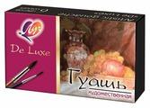 Луч Гуашь De lux 6 цветов х 20 мл, на гуммиарабике (14С 1037-08)
