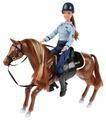 Кукла Defa Lucy с лошадью, 8420