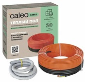 Электрический теплый пол Caleo Cable 18W-80 1440Вт