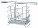 Контейнер для столовых приборов Esprado Platinos 0011617E215 16х14,5х17,5 см