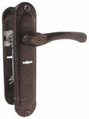 Ручка на планке Техкомплект-С РДП 2-006-42С левая
