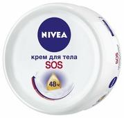 Крем для тела Nivea SOS