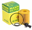 Масляный фильтр Mann-Filter HU7009Z