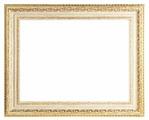 Рама Белоснежка Karen (1650-BL) 40x30 см