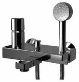 Смеситель для ванны с душем Oras Alessi 8545 однорычажный лейка в комплекте хром