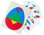 Головоломка Raduga Kids Колумбово Яйцо с карточками