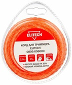 Леска для триммера Elitech 2mm x 15m 0809.006000
