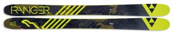 Горные лыжи Fischer Ranger 115 Fr (19/20)