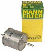 Топливный фильтр MANNFILTER WK822/2