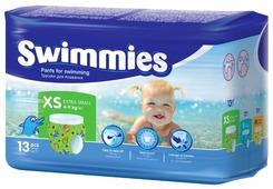 Helen Harper трусики Swimmies X-Small (4-9 кг) 13 шт.