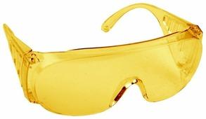 Защитные очки и маски Очки защитные Dexx 11051 Yellow