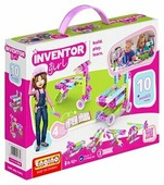 Конструктор ENGINO Inventor Girl IG10