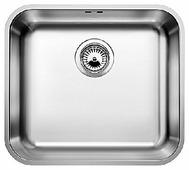 Врезная кухонная мойка Blanco Supra 450-U 48х43см нержавеющая сталь