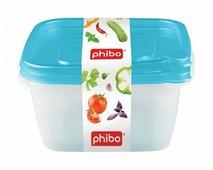 Phibo Комплект контейнеров с клапаном Фрэш 1л (2 шт)