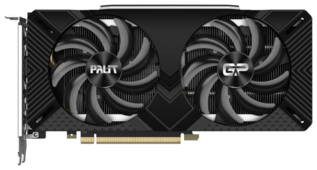 Видеокарта Palit GeForce RTX 2060 SUPER 1470MHz PCI-E 3.0 8192MB 14000MHz 256 bit HDMI HDCP GP OC