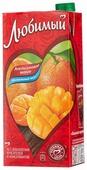 Напиток сокосодержащий Любимый Апельсин-Манго-Мандарин с крышкой