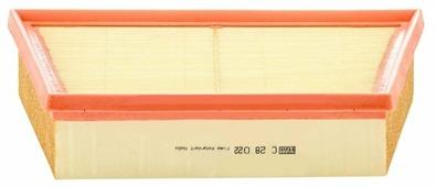 Панельный фильтр MANNFILTER C28022