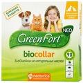 GreenFort ошейник от блох и клещей Neo BioCollar для кошек и собак