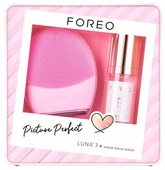 FOREO Набор Picture Perfect Set: LUNA 3 + сыворотка для лица 30 мл (Pearl Pink)