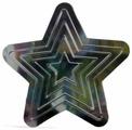 Наклейка Arte Nuevo Звезды, зеркальная
