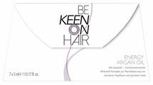 KEEN Энергетическое аргановое масло для волос