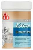 Добавка в корм 8 In 1 Excel Brewer s Yeast для кошек и собак