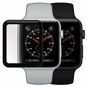Защитное стекло Mobius для Apple Watch 3 3D Full Cover (38 мм)