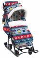 Санки-коляска Nika Ника Детям 7-5 (НД7-5)