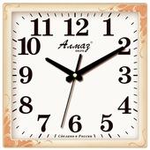 Часы настенные кварцевые Алмаз K03