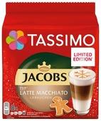 Кофе в капсулах Tassimo Jacobs Latte Macchiato Lebkuchen (8 капс.)