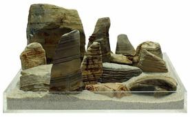 Камень для террариума UDeco Gobi Stone MIX SET 15 20405