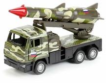 Ракетная установка ТЕХНОПАРК КамАЗ Вооруженные силы (SB-16-69-A-WB) 12 см