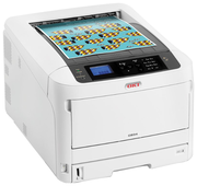 Принтер OKI C834dnw