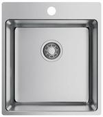 Врезная кухонная мойка OMOIKIRI Amadare 45-IN 45х50.5см нержавеющая сталь