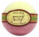 Solline Бомбочка для ванн Молочные ванны Манго и орхидея 150 г