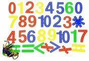 Шнуровка АНДАНТЕ Цифры и Знаки (282767)