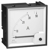 Шкалы измерения для установки Schneider Electric 16078