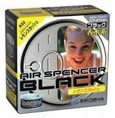 Eikosha Ароматизатор для автомобиля Air Spencer A-52, Lemon Squash