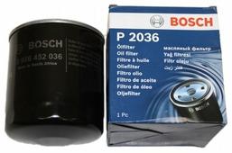 Масляный фильтр BOSCH 0986452036