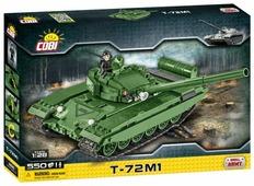 Конструктор Cobi Small Army 2615 Танк T-72 M1