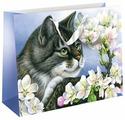 Пакет подарочный Perfect Craft Яблоневый цвет 23 х 18 х 10 см