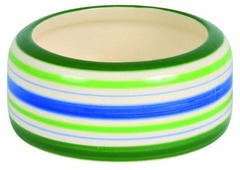 Миска для грызунов TRIXIE Ceramic Bowl 0,05 л d 8 см (60805)