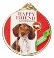 Корм для собак Happy Friend Паштет с говядиной для щенков
