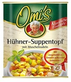 Omi`s Суп куриный с макаронами 800 г
