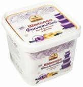 Шоколад Mr. Cho белый для фонтана и фондю с фиолетовым красителем