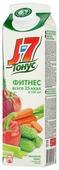 Напиток сокосодержащий J7 Тонус Фитнес Смесь овощей