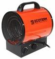 Электрическая тепловая пушка ECOTERM EHR-05/3E (5 кВт)